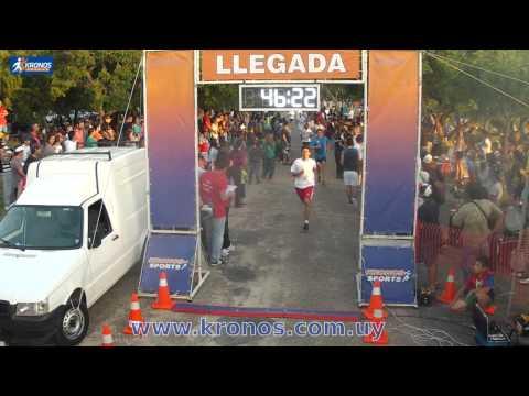 Llegada Interplayas 2014 - Fray Bentos / Las Cañas