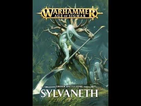 Revision: Sylvaneth Battletome