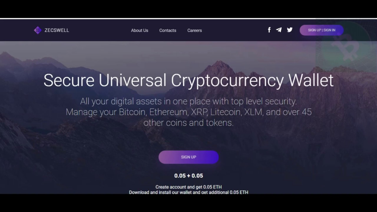 cryptocurrency wallet provide a very high level of security
