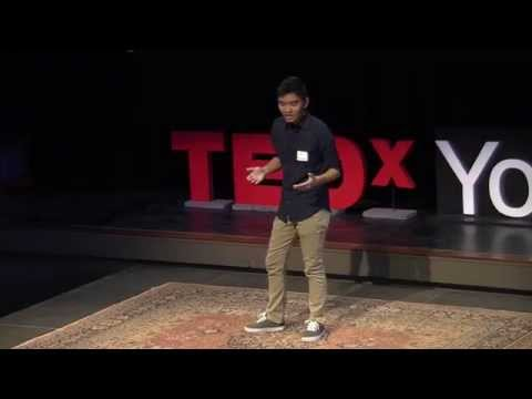 Take Initiative: David Cabanero at TEDxYouth@SeaburyHall 2014