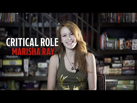 Critical Role's Marisha Ray on Ending the Campaign