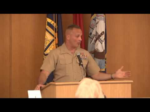 2014 Vice Admiral William P. Lawrence Ethics Essay Award Dinner
