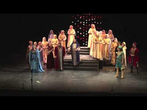Opera Iolanta - Tchaikovsky. Part II