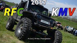 Танковый прорыв 2017 . RFC KMV - Открытие