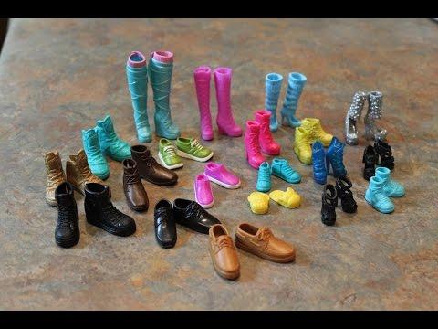 Обувь для кукол Барби и Кена с китайского сайта, Удачные покупки