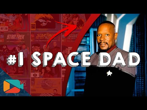 Benjamin Sisko: #1 Space Dad (Reply to Trekspertise) [Star Trek: Deep Space Nine] - That Sci-Fi Show