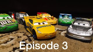 Cars: The Elimination Championships S01E03 (A Game Of Wits)