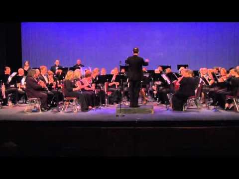 Instant Concert - Harold Walters - Charlotte Concert Band
