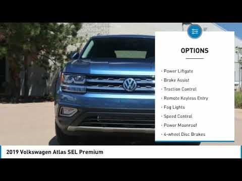 2019 Volkswagen Atlas Boulder Colorado C556645T