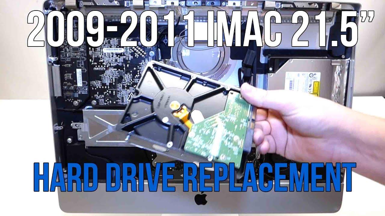 Imac Hard Drive Disk Replacement 2009 2010 2011 21 5 Apple Dollars