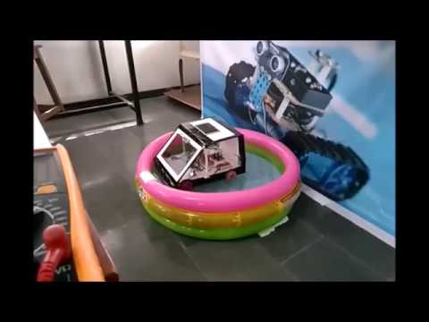 Solar powered Smart Eco Car
