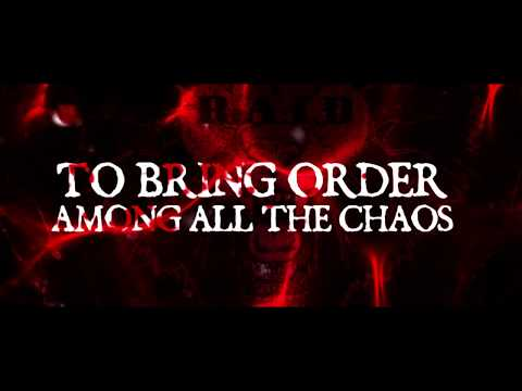 R.A.I.D_Outrage [Official Lyric Video]