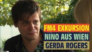 Nino aus Wien und Gerda Rogers || FM4 Exkursion 2018