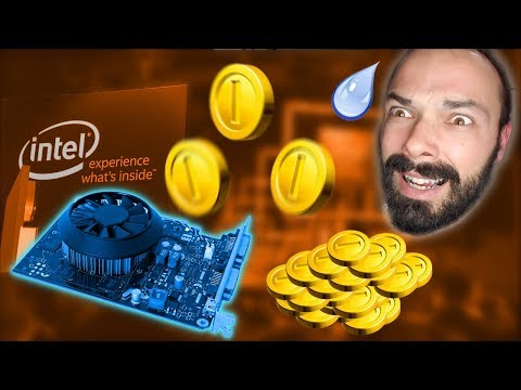 Will It Mine?! Intel Made A GPU 🤑
