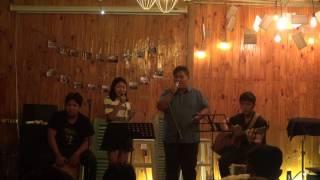 Mong anh về - Trung Kiên ft. Thu Uyên [Xương Rồng Coffee & Acoustic Night 58: Tình yêu tôi hát]