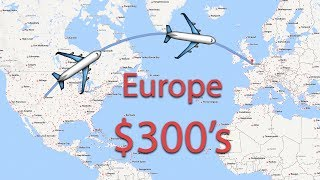 How to Find Cheap Flights ($300