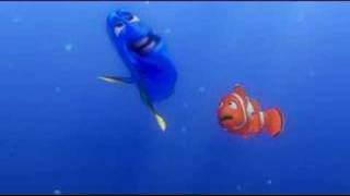 """Finding Nemo( Dory speaking """"whale"""")"""