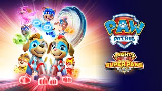 Paw Patrol | The Official Mighty Pups Super Paws Twins Trailer