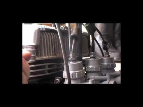 SUZUKI GT550 jk carb balance