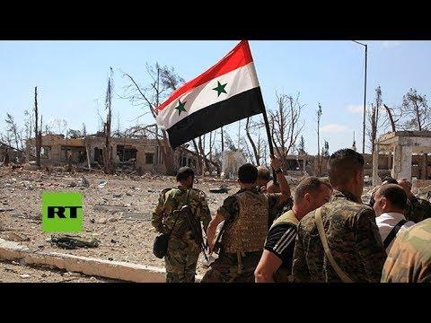 """Guerra en Siria: """"Nos estamos acercando a la victoria gracias a la intervención de Rusia"""""""