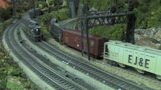 Bill Kachel's HO Scale PRR Railroad