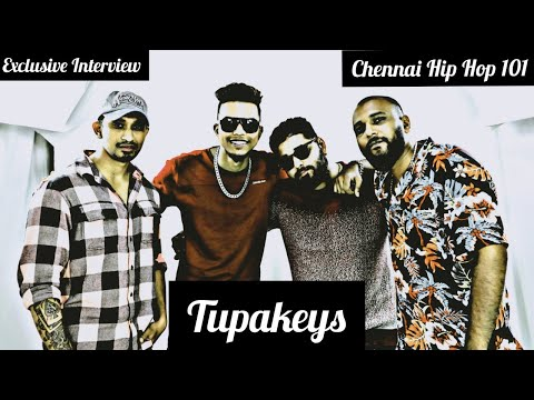 Chennai Hip-Hop 1O1 | Episode 6 - Tupakeys | Beatboxing | Freestyle | Rap | 2021