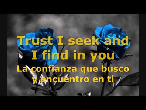 Metallica - Nothing Else Matters - Subtitulada en español e inglés