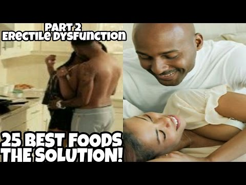 FELLAS BRING YOUR WOMAN TO THIS CONVERSATION **PART 2 Erectile Dysfunction!**