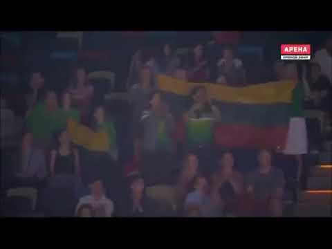 Lithuania Junior Group 5 Hoops Qualifications - ECh Baku 2019