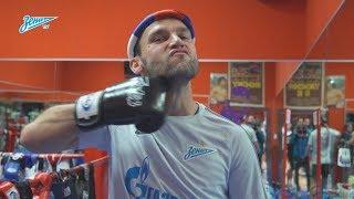 Бой дня 🥊: Лодыгин против Дриусси на боксерском ринге