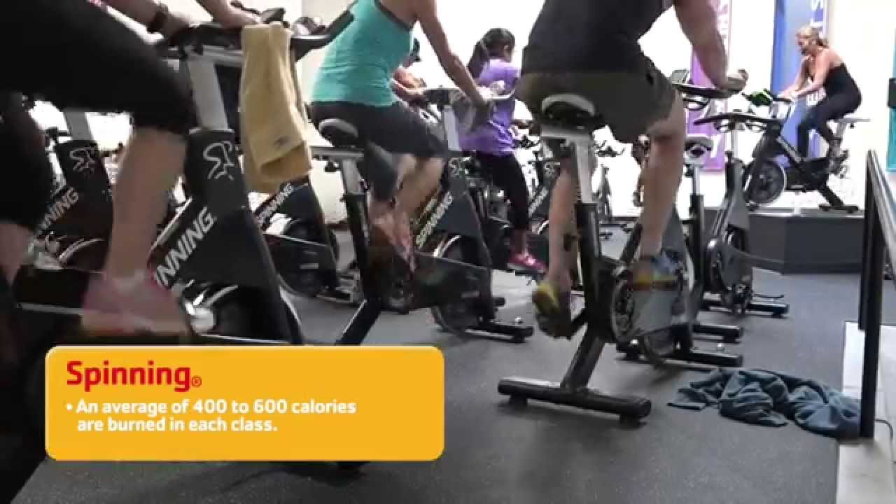 Spinning™ at the YMCA