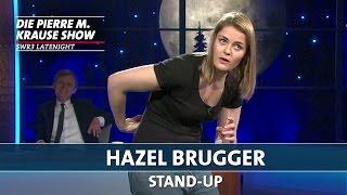Hazel Brugger - Stand-up ungekürzt