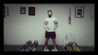 Kettlebell OVERLOAD Technique for Jerk and Snatch Focus