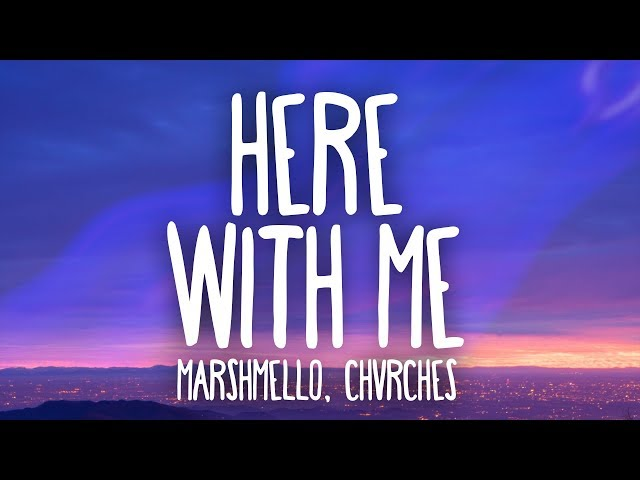 Here With Me MP3 Download 320kbps