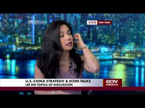 Ann Lee Discusses the Future of China-U.S. Trade Relations