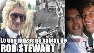 Rod Stewart lo que quizá no sabias de la leyenda del rock en Linea de Tiempo!