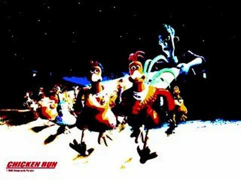 Chicken Run -- Flight Training