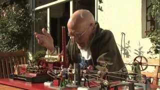 Wilesco Werbefilm - Dampfmaschinen mit Peter Lustig
