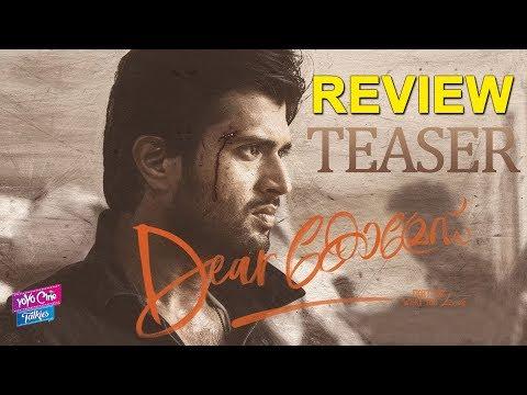 Dear Comrade Movie Teaser Review | Vijay Devarakonda | Rashmika Mandanna | YOYO Cine Talkies Mp3