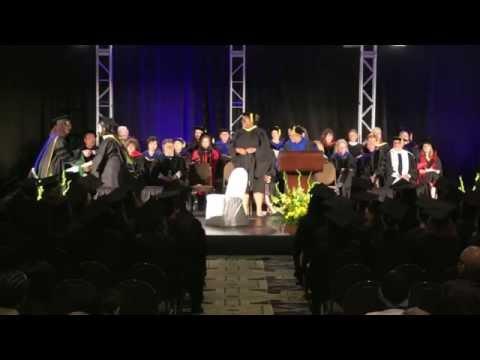 2014 SJSU SLIS Convocation Ceremony