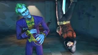 Batman Arkham Knight - funny animation