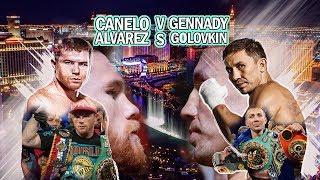 """""""One More Time"""" - GGG vs Canelo 2 Promo 
