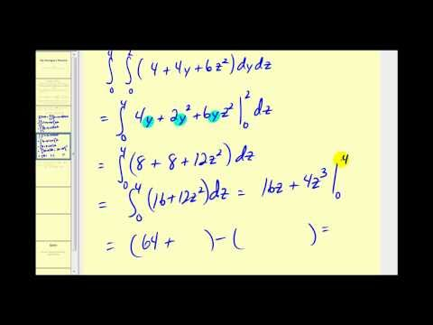 The Divergence Theorem - Part 1