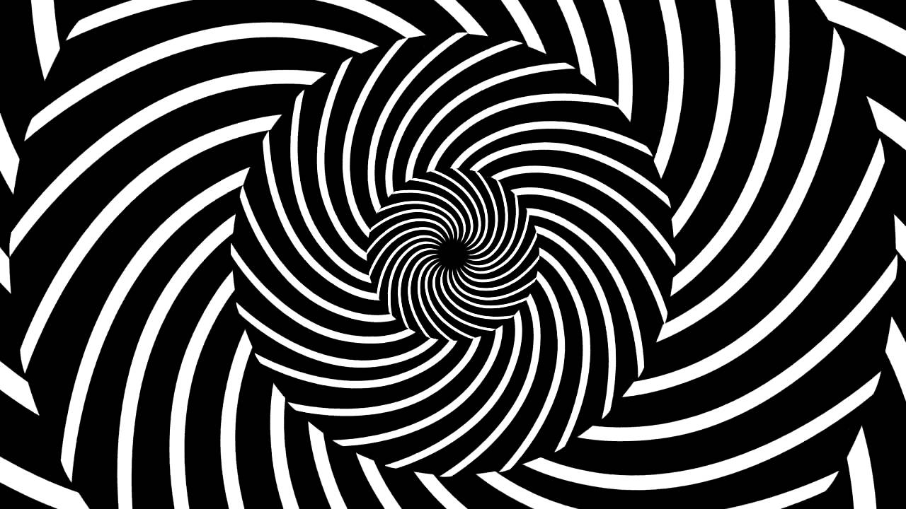 illusion optical spiral lsd illusions