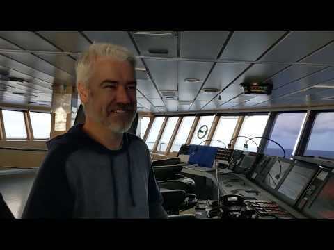 Interview - Chief Mate - Andrew Roebuck - RV Investigator
