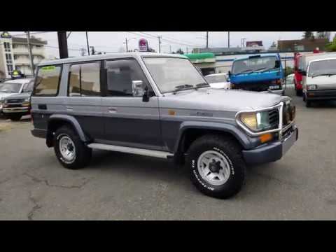 FOR SALE: Toyota Land-cruiser Prado 78 EX Wide, 1KZ-TE turbo diesel