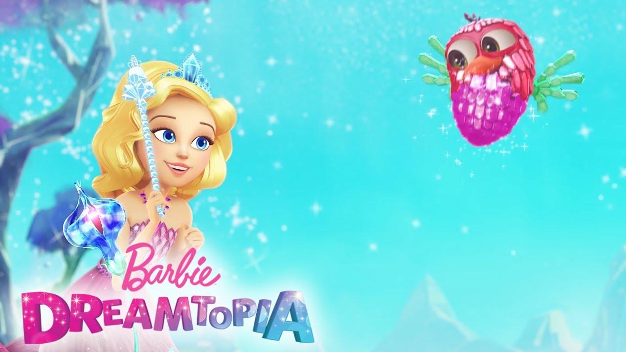 Sparkle mountain part 1 dreamtopia barbie youtube - Barbi la sirene ...