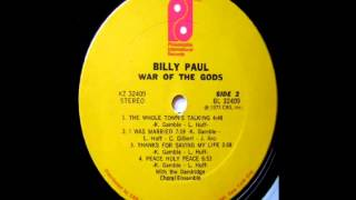 I Was Married-Billy Paul-1973