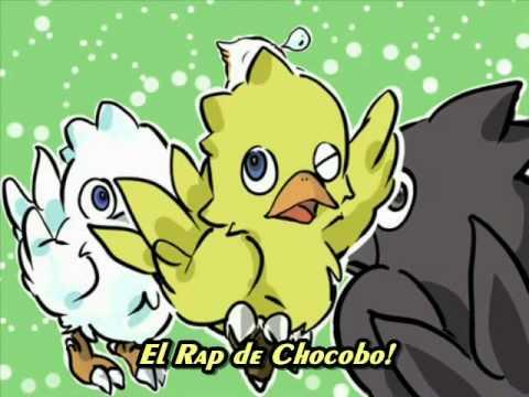 Hyadain - Rap De Chocobo (Sub Español + Romaji)