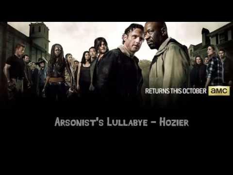 Arsonist's Lullabye   Hozier The Walking Dead Season 6   Comic Con Trailer Music